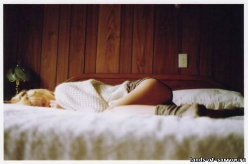 Блондинки в постели фото