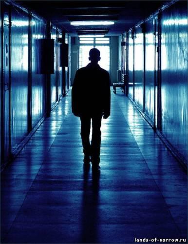 Фото мужчин в тени